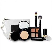 Makup Tool Kit 9 STKS dagelijks gebruik cosmetica make set maken cosmetici gift set tool kit make regalo Di Natale