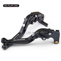 For SUZUKI GSXR 600 750 GSXR600 GSXR750 06 10 GSXR1000 05 06 Motorcycle Adjustable Folding Extendable
