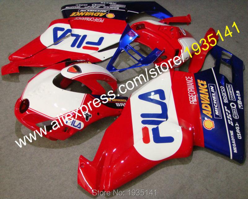 Горячие продаж,продвижение гонки обтекатель для Ducati 749s 749R 999 2005 2006 Дукати 999Р 05 06 мотоцикл обтекатель комплект (литья под давлением)