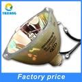 Lâmpada do projetor original lâmpada et-lax100 para panasonic pt-ax100 pt-ax100e pt-ax200 pt-ax200e pt-ax200u, 120 dias de garantia