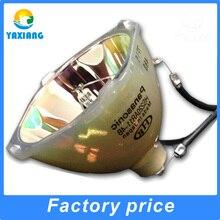 Original projector lamp bulb ET-LAX100 for Panasonic PT-AX100 PT-AX100E PT-AX200 PT-AX200E PT-AX200U , 120 days warranty