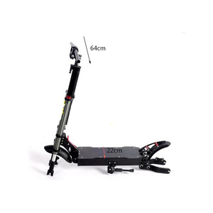 Image 3 - 8/10/11 inch Double Aluminum Alloy Drive Frame Electric Scooter Frame