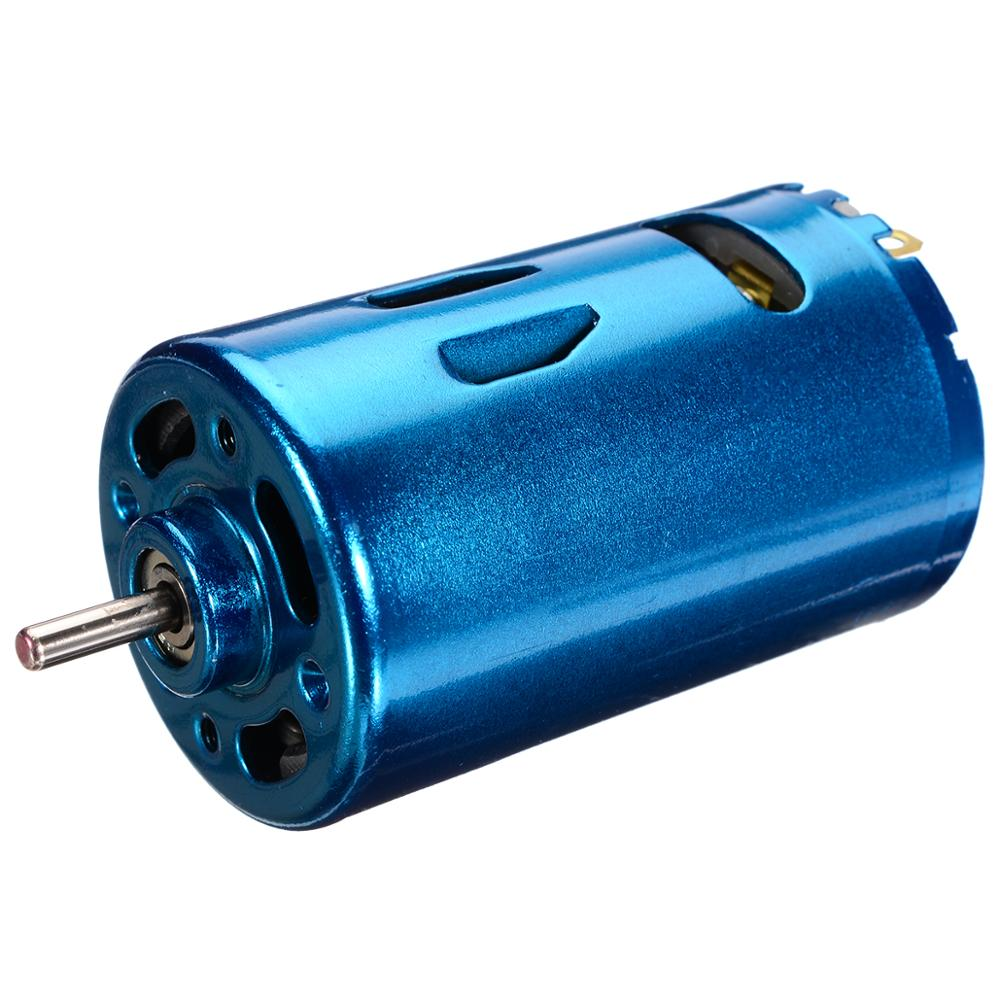 DC 7.4V 12V 24V RS-<font><b>550</b></font> <font><b>Motor</b></font> High Speed Large Torque RC Car Boat Model 10000/15000/30000RPM image