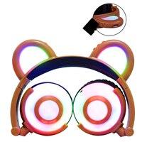 אוזניות תמיכת TF כרטיס 64 GB עיצוב אוזן דוב אהבו במיוחד על ידי ילדים & gilrs משמש כדי לילדי המפלגה קוספליי מתנת היום של