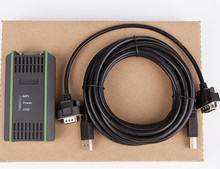 USB/MPI ПК Usb-адаптер для Siemen S7-200/300/400 PLC, MPI/DP/PPI Кабель для программирования suppert Win7