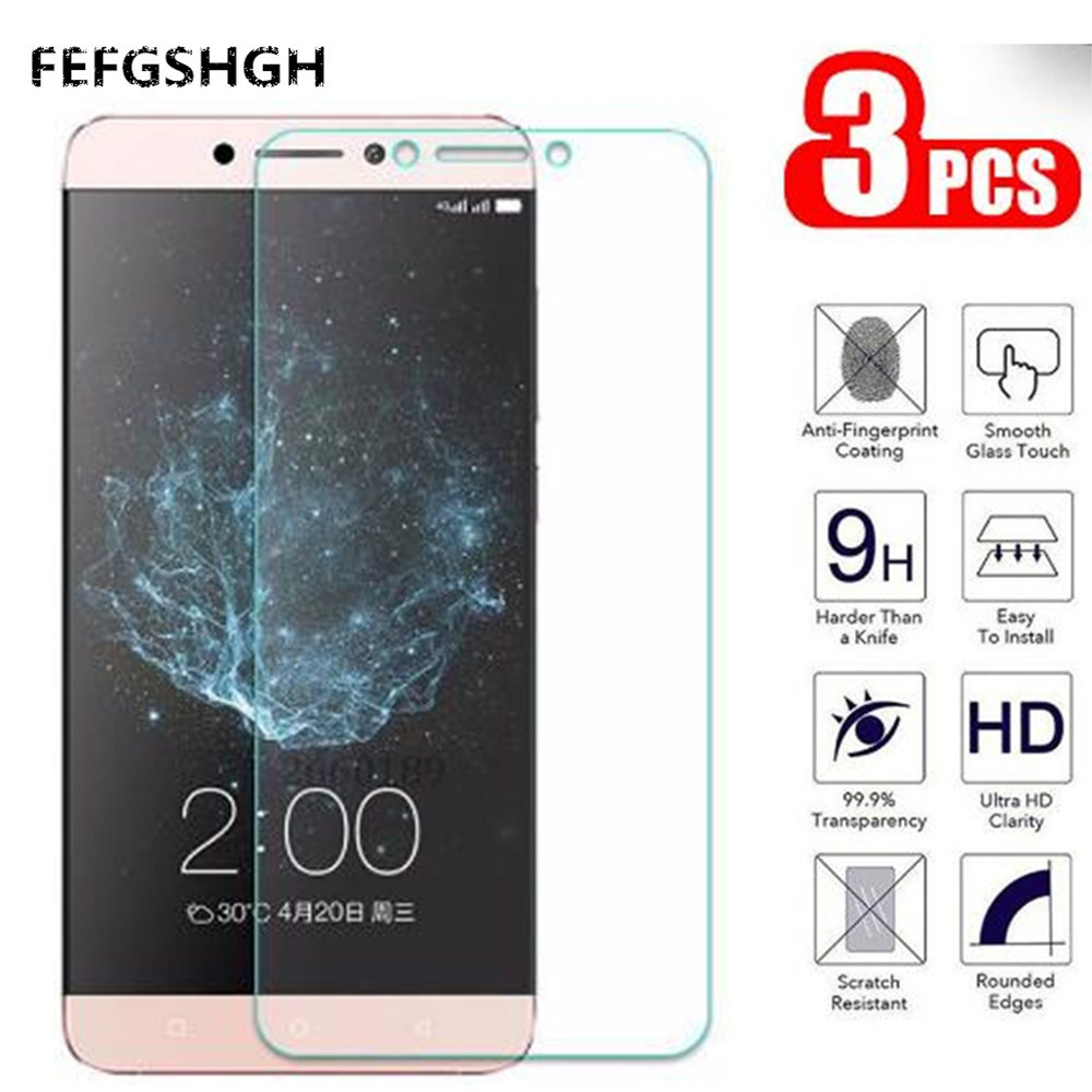 9H Tempered Glass For LeEco <font><b>Le</b></font> <font><b>2</b></font> <font><b>Le</b></font> X527 <font><b>Screen</b></font> Protector Glass For LeEco Le2 Pro <font><b>le</b></font> S3 X626 <font><b>X526</b></font> X625 Protective Film Glass image