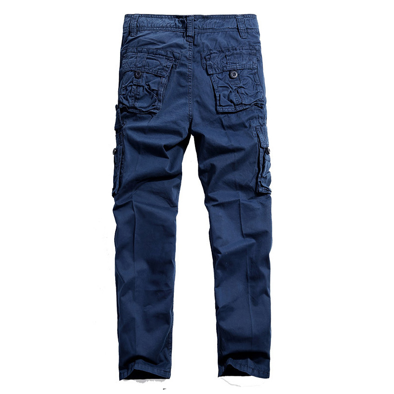 Envío de la gota Nuevos Hombres Pantalones de Trabajador Militay - Ropa de hombre - foto 2