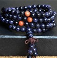 Natural Blue Sand Stone  6mm Beaded Bracelet,Fashion Semi-preciouse Stone Beads Jewelry Bracelet
