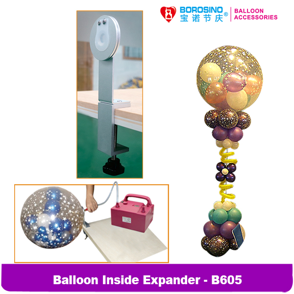 Free shipping wedding decoration insider balloon stuffing for Balloon decoration kits