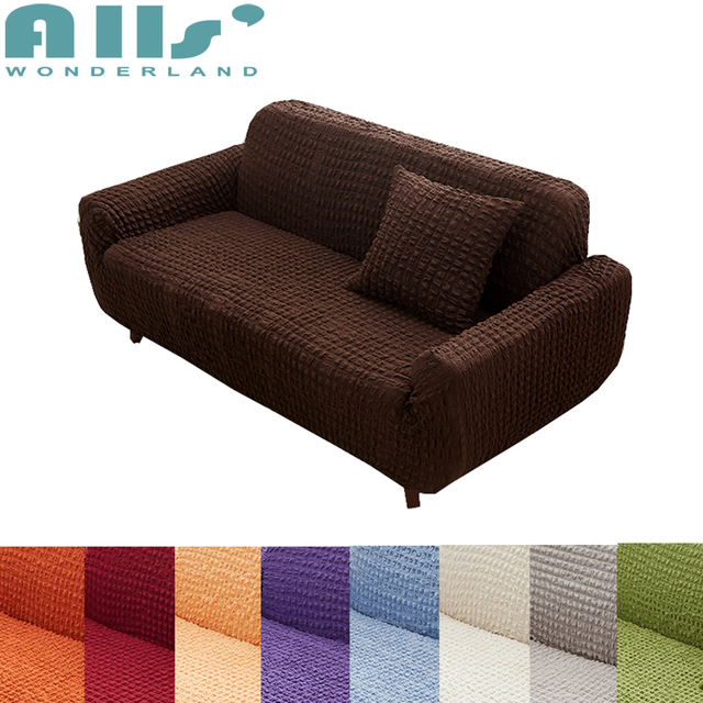 Stretch Couch Slipcovers Cheap Furniture Protector Living Room Reversible  Sofa Covers Modern Decor Solid Color Couch
