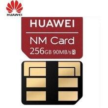 90 МБ/с./с. Скорость 100% оригинал Для huawei mate 20/20 Pro/20X NM карты 256 ГБ Nano карты памяти