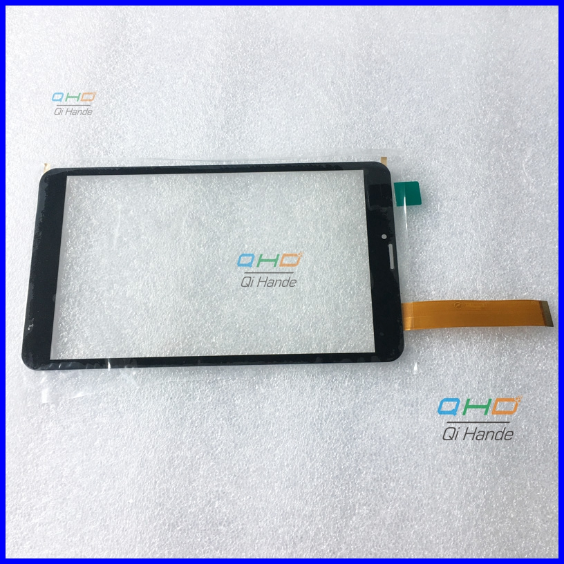 New For 8'' FPC-FC80J290-00 Tablet Capacitive touch screen panel Digitizer Sensor Replacement Free Shipping xiaguocai new arrival real leather casual shoes men boots with fur warm men winter shoes fashion lace up flats ankle boots h599