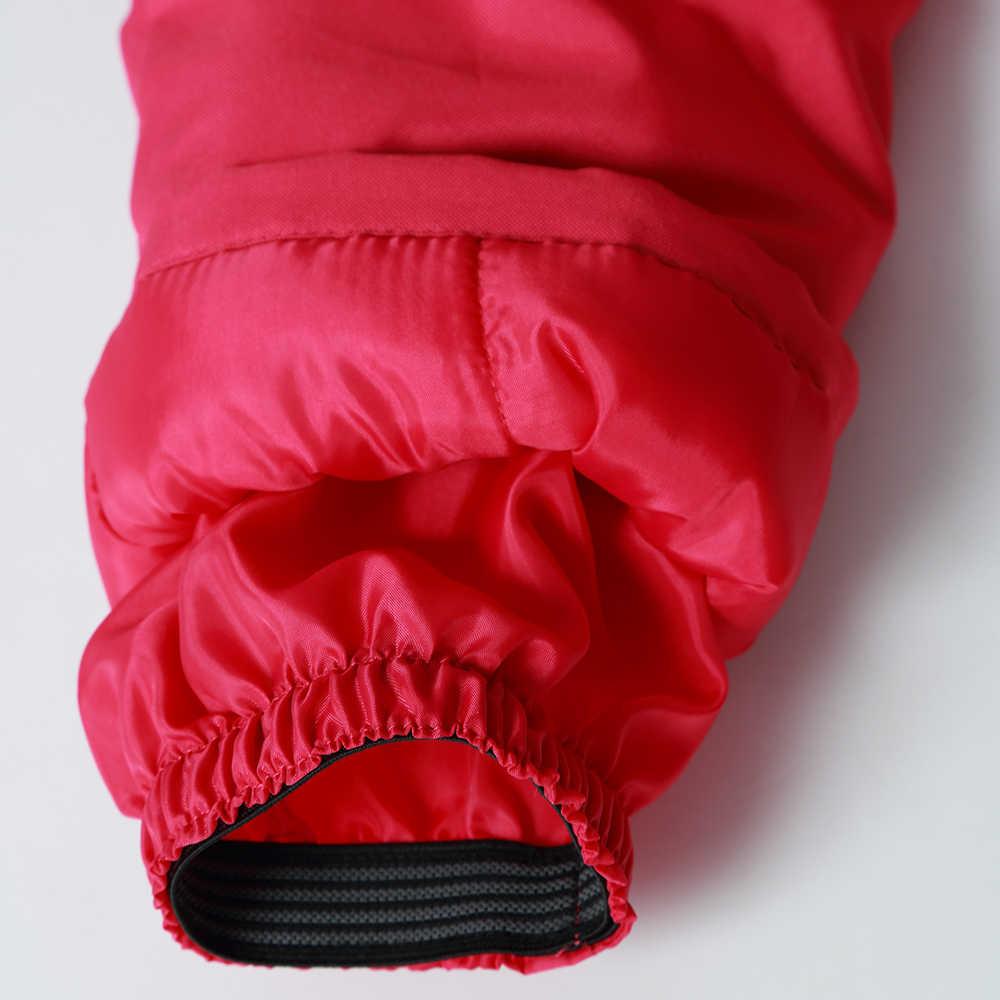 สาวฤดูหนาวหิมะกางเกง 2017 moomin windproof โดยรวมผ้าฝ้ายเรขาคณิตหลวมซิป Fly กันน้ำสีแดงโดยรวมกางเกงฤดูหนาว