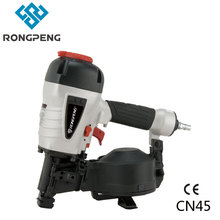RONGPENG HEAVY DUTY 3/4-INCH TO 1-3/4-INCH COIL ROOFING NAILER CN45