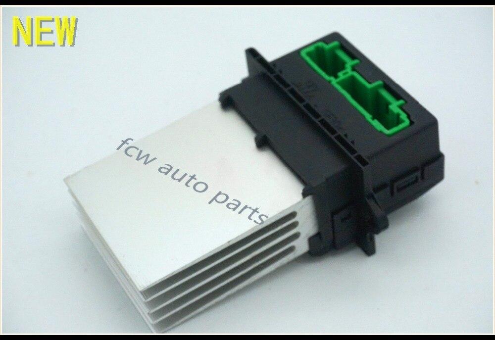 Calentador Soplador Resistor Para Renault Clio 1.2 1.4 1.5 1.6 2.0 05-on Grandtour DCI