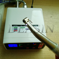 Dentist excellect kit Electric Micro motor dental LED Brushless Mini micromotor 20:1 LED contra angle handpiece