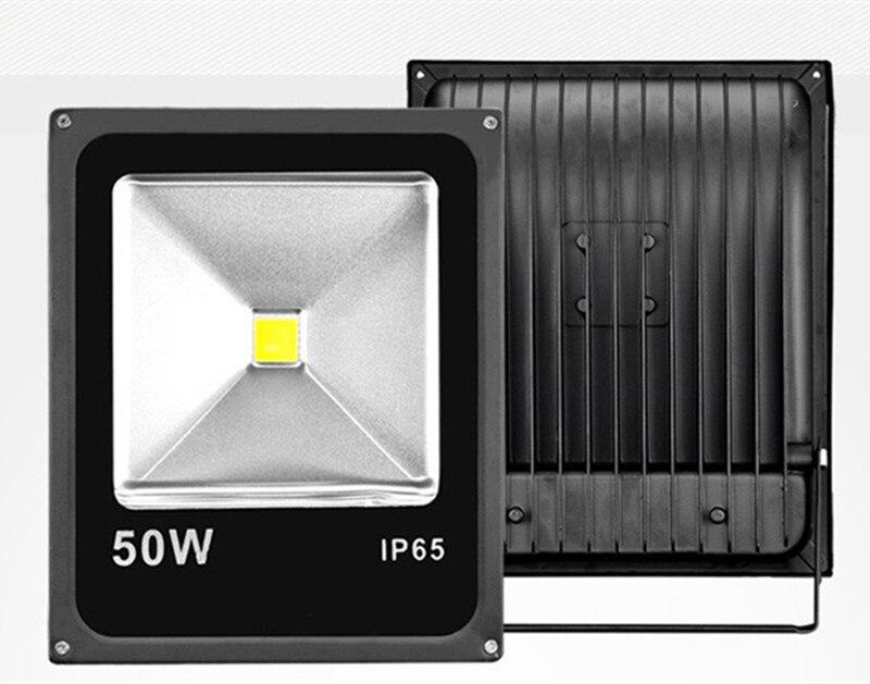 Holofotes 220 v ip65 ao ar Color : 2800-3200k, 6000-6500k, red, rgb Floodlight