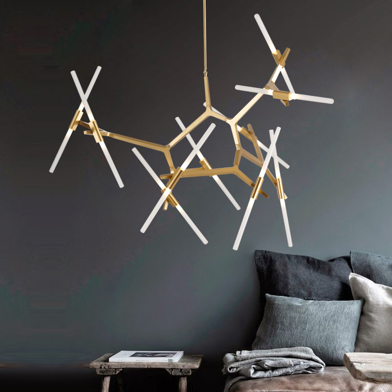italian lighting fixtures. Creative Branch Arts Roll Hill Agnes Pendant Light Lamp Modern Italian Design Personality Living Room Restaurant Lamps Fixtures-in Lights From Lighting Fixtures U