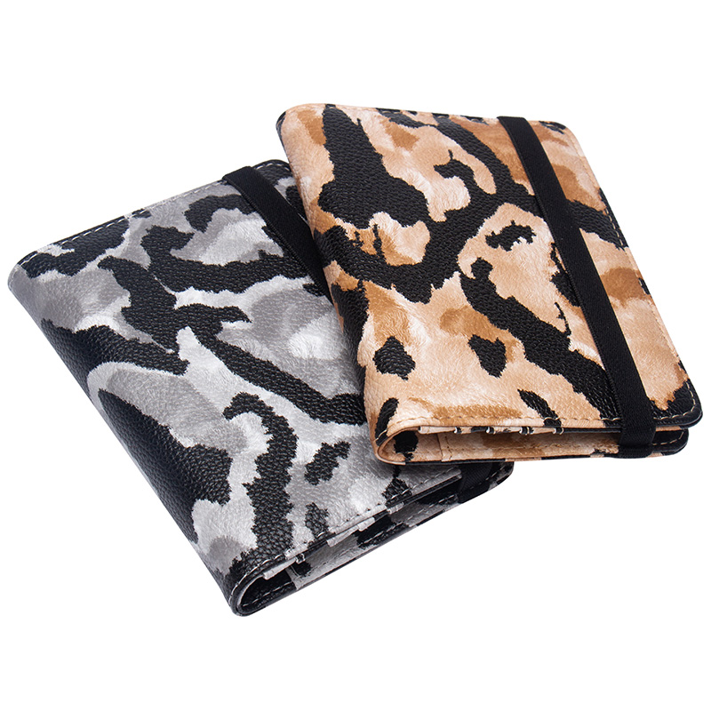 Back To Search Resultsluggage & Bags Coin Purses & Holders Analytical Serpentine Pu Leather Travel Passport Holder With Bandage Passport Cover Built In Rfid Blocking Protect Personal Information