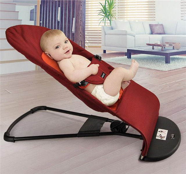 Baby Swings for Children Rocking Chair blance chair Multifunctional Infant Rocking Seat Swing Bouncer