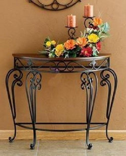 european antique wrought iron console table dark tables study table writing desk tv desk computer desk cheapin conference chairs from furniture on