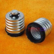 16A 220V 110V Основание лампы E40 К E27 Светодиодный свет лампы разъем для конвертера, адаптера держатель лампы для Светодиодный галогенной нити CFL свет