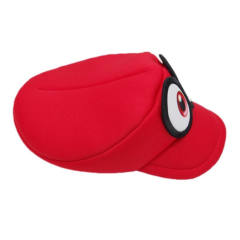 Spel Super Mario Run Cappy ögon Cosplay Hattar Superbröder Svamp - Maskeradkläder och utklädnad - Foto 4