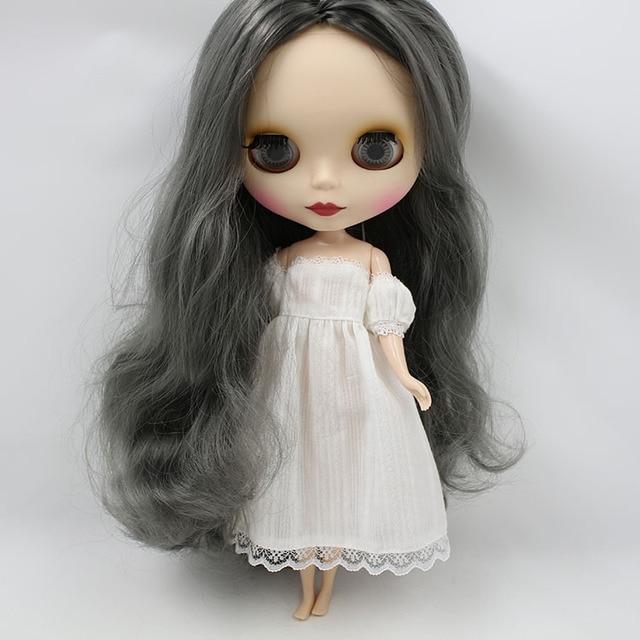 Блит кукла одежда Платье без бретелек платье нет модель