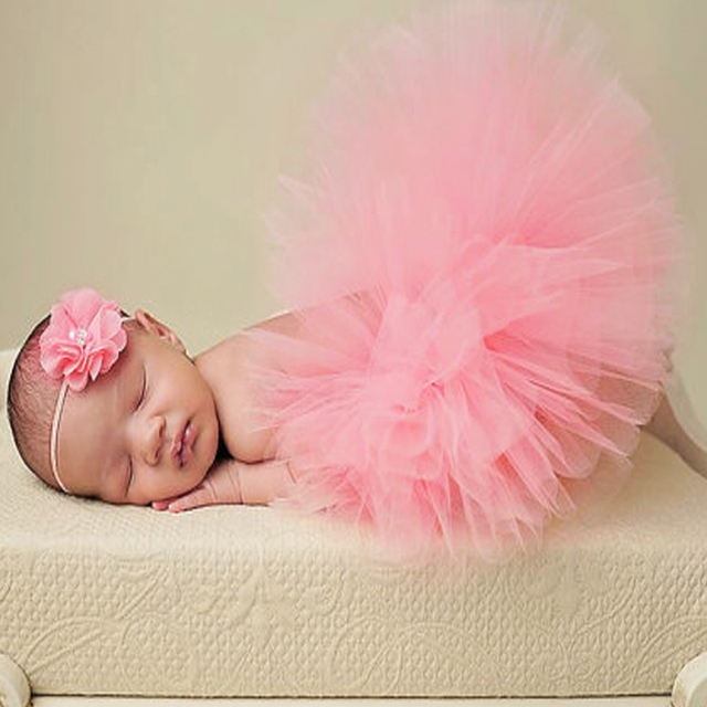 8 color newborn photography props cute princess skirt handmade beaded cap sell baby dress infant baby