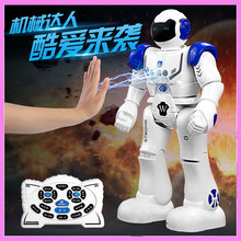 Remote Control Intelligent Robot Gesture Sensing Programming Charging Children Dancing Robot Fighting Defentor Boys Gift Toys