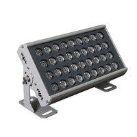 IP66 LED światło halogenowe 18 W 36 W 48 W reflektor LED reflektor AC85 265V na zewnątrz oświetlenie reflektor reflektor reflektor kinkiet ogród kwadratowy w Reflektory od Lampy i oświetlenie na
