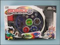 Varejo 1 Pcs Frete grátis! clássico brinquedos giroscópio 4 beyblade fusão de metal beyblade spinning top venda liga giroscópio placa kit ser