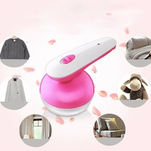 1PC Compact Lightweight Stainless Steel Electric Clothing Lint Pills Removers Fuzz Blender Fabrics Sweater Fuzz Shaver Home