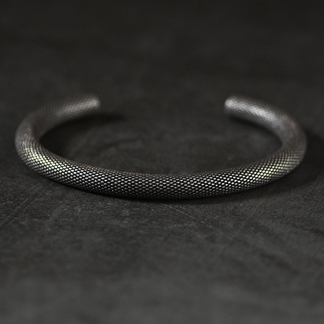 Bracelet Rétro titane acier Viking  5