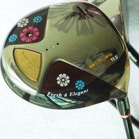 Cooyute новые женские клюшки для гольфа Maruman FL Golf Driver 11,5 Лофт Гольф графит вал L гибкий драйвер Вал Бесплатная доставка