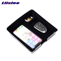 For Cadillac Wireless Charging Qi Wireless Charger Storage Box Qi Wireless For Cadillac ATS L
