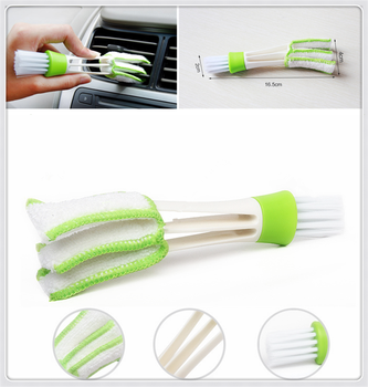 Car modeling SUV air conditioning repair cleaning brush dust care for Kia KND-4 Spectra5 Spectra Rio5 Multi-S Amanti Opirus image