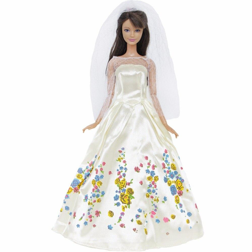 ᗑperi Masali Prenses Elbise Kopya Kulkedisi Beyaz Gelinlik Pece
