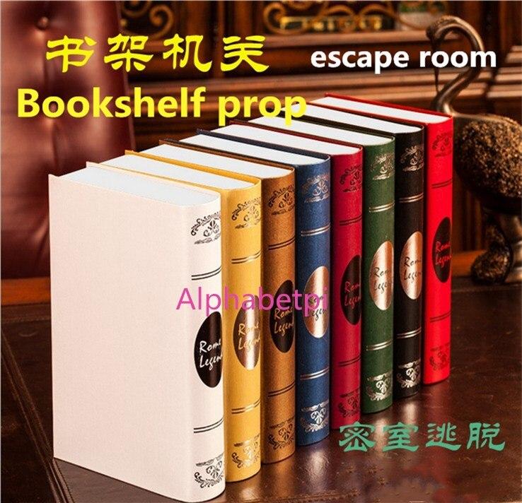 Chambre évasion chambre prop indices chambre bibliothèque prop livre débloquer bibliothèque débloquer takagisme jeu humain chambre d'évasion jeu