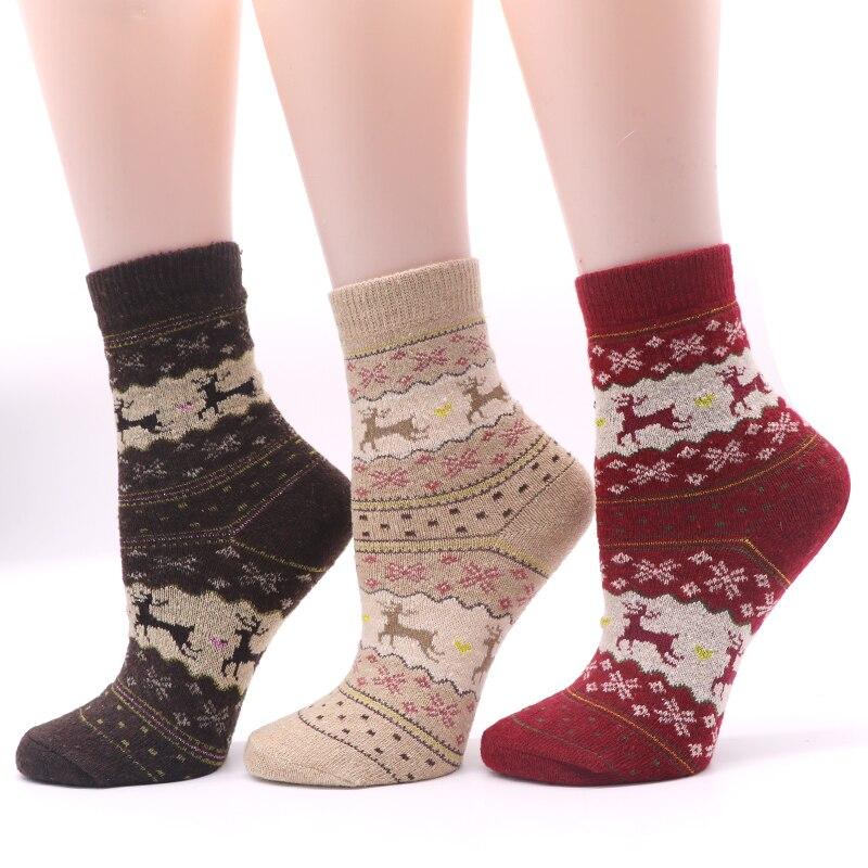 1 Paar herren Socken Weihnachtsgeschenk Socken Mit Tiere Calcetines ...