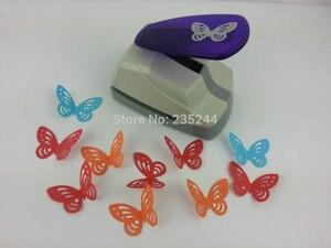 Image 2 - Livraison gratuite 2015 nouveau 4.5cm papillon poinçons édition limitée grand artisanat poinçons décoratif trou poinçon scrapbook à la main