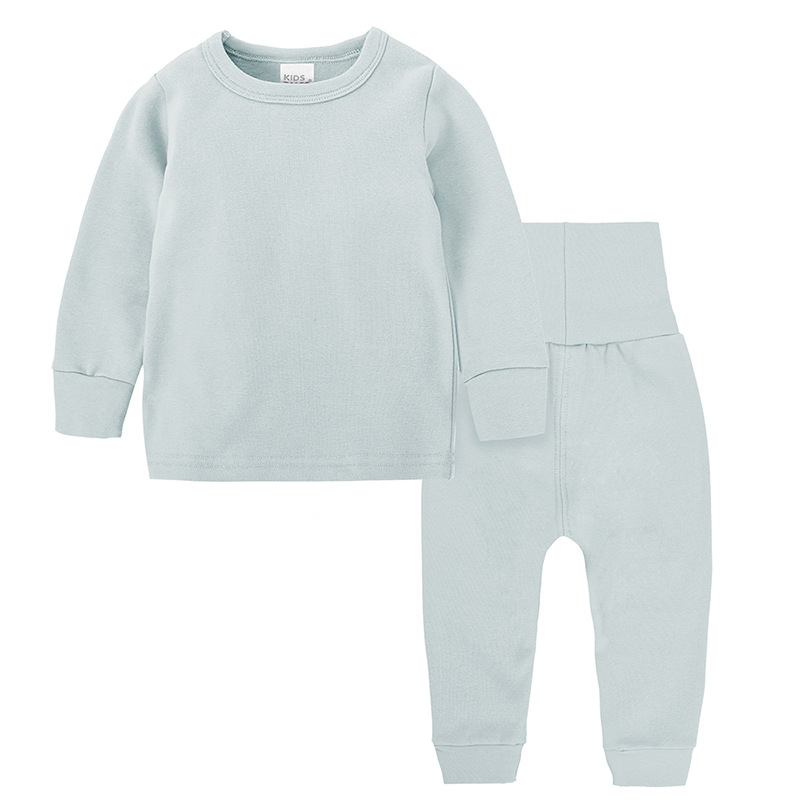 New Infant Baby Girl/boys Sleep Clothing Set Children Cute Cartoon Pajamas Suit  Kids Soft Cotton Underwear sleep suit