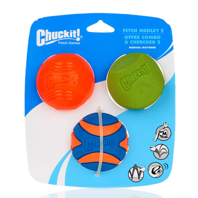 HOOPET Pet Dog Puppy Squeaky Chew Toy Sound Pure Natural Non-toxic Rubber Outdoor Play Small Big Dog Funny Ball 10