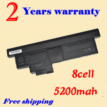 JIGU 8CELLS laptop battery 43R9257 43R9256 42T4564 FRU 42T4657 FRU 42T4658 ASM 42T4565 for Lenovo For ThinkPad X201 Tablet X200