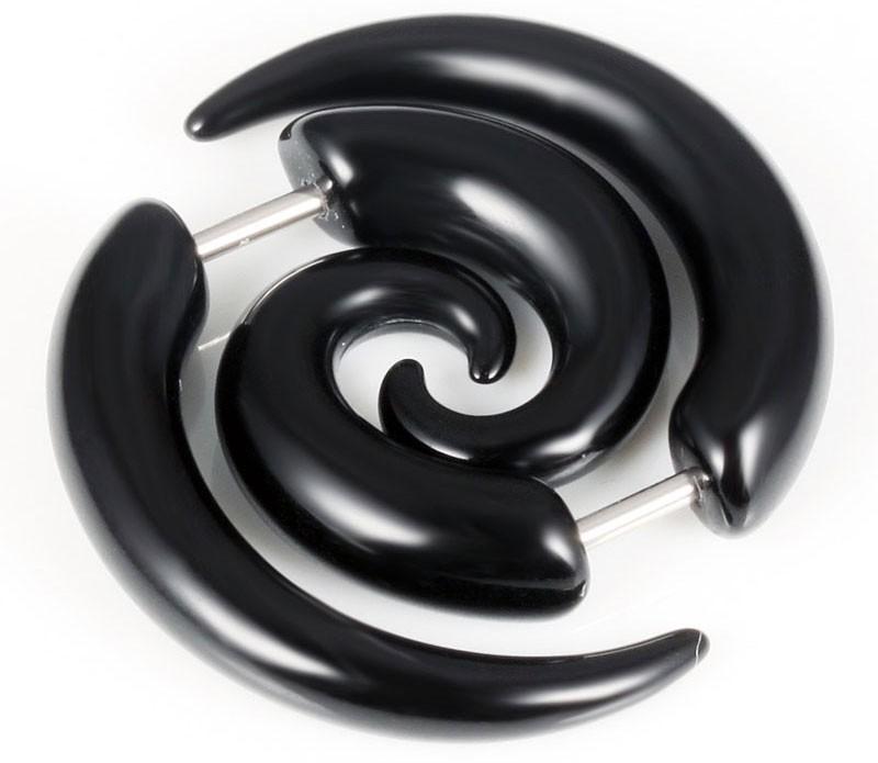 HTB1Jba1KVXXXXaDXVXXq6xXFXXX9 - Hog Tooth Black Stud Earrings