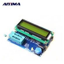 Transistor Testeur DIY Kits Fabrication Kits Multimètre Résistance Capacité Transistor Électronique Mesure