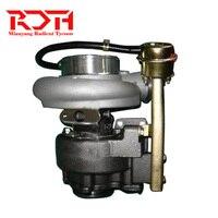 Oriental HX35W 4036747 4036746 4955717 para turbo holset turbocompressor para motor diesel cummins caminhões 6BT