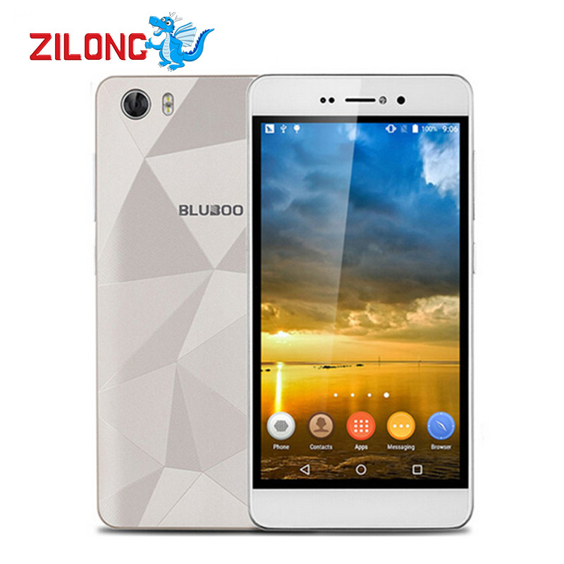 2016 NEW Bluboo Picasso Android 5 1 Smartphone 5 0 Inch HD Android 5 1 MTK6580