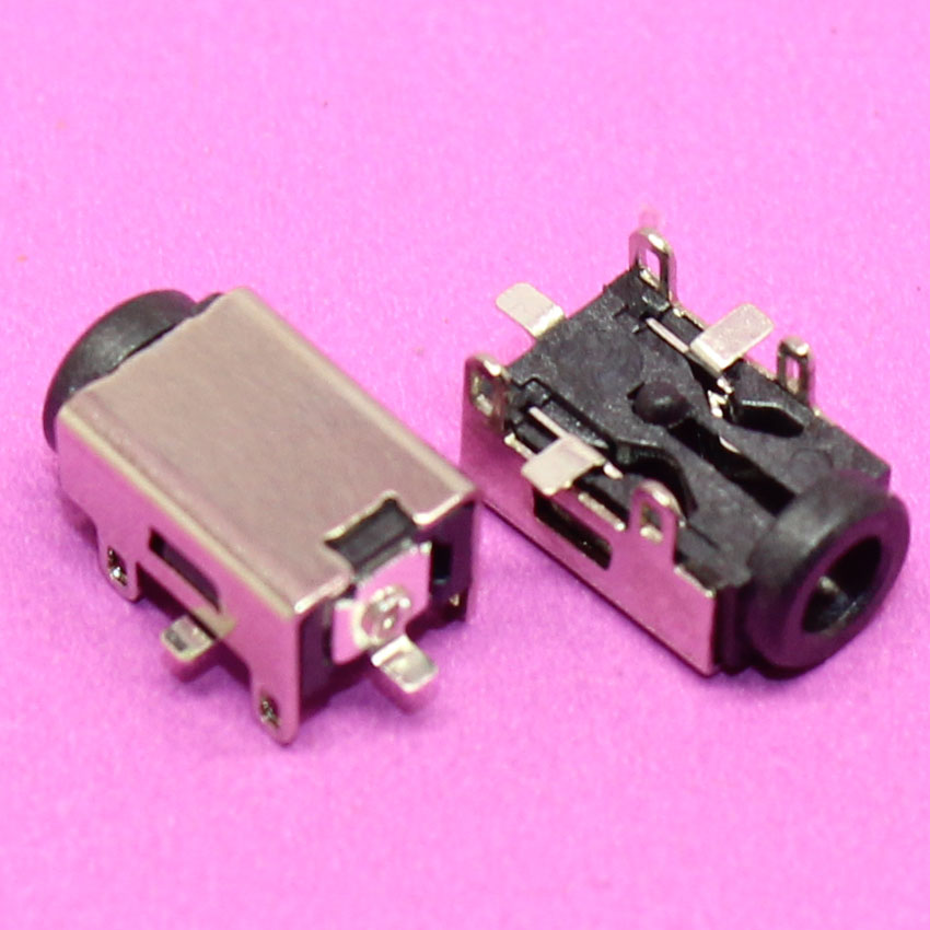 цены на YuXi Brand NEW DC POWER JACK CONNECTOR for Asus EEE PC 1001,1002,1003,1004,1005,1008,1015,1101,1201,1215 Series в интернет-магазинах