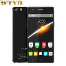 Оригинал CUBOT X16S ROM 16 ГБ + RAM 3 ГБ Android 6.0 LTE Сети 4 Г 5.0 »MTK6735A Quad-Core 1.3 ГГц Смартфон WCDMA FDD-LTE 2700 мАч